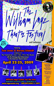 William Inge Center for the Arts - Poster